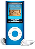 Apple iPod nano 第4世代 8GB ブルー MB732J/A()