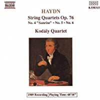 Haydn;String Qrts.Op.76 4