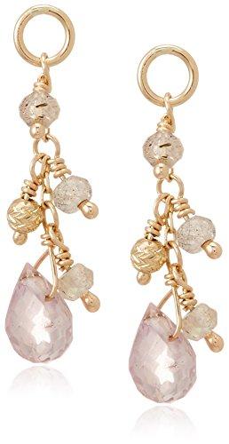[해외][아 갓트] agete K10 골드 귀걸이 매력 1016411708206999/[Agatto] agete K10 gold earrings charm 1016411708206999