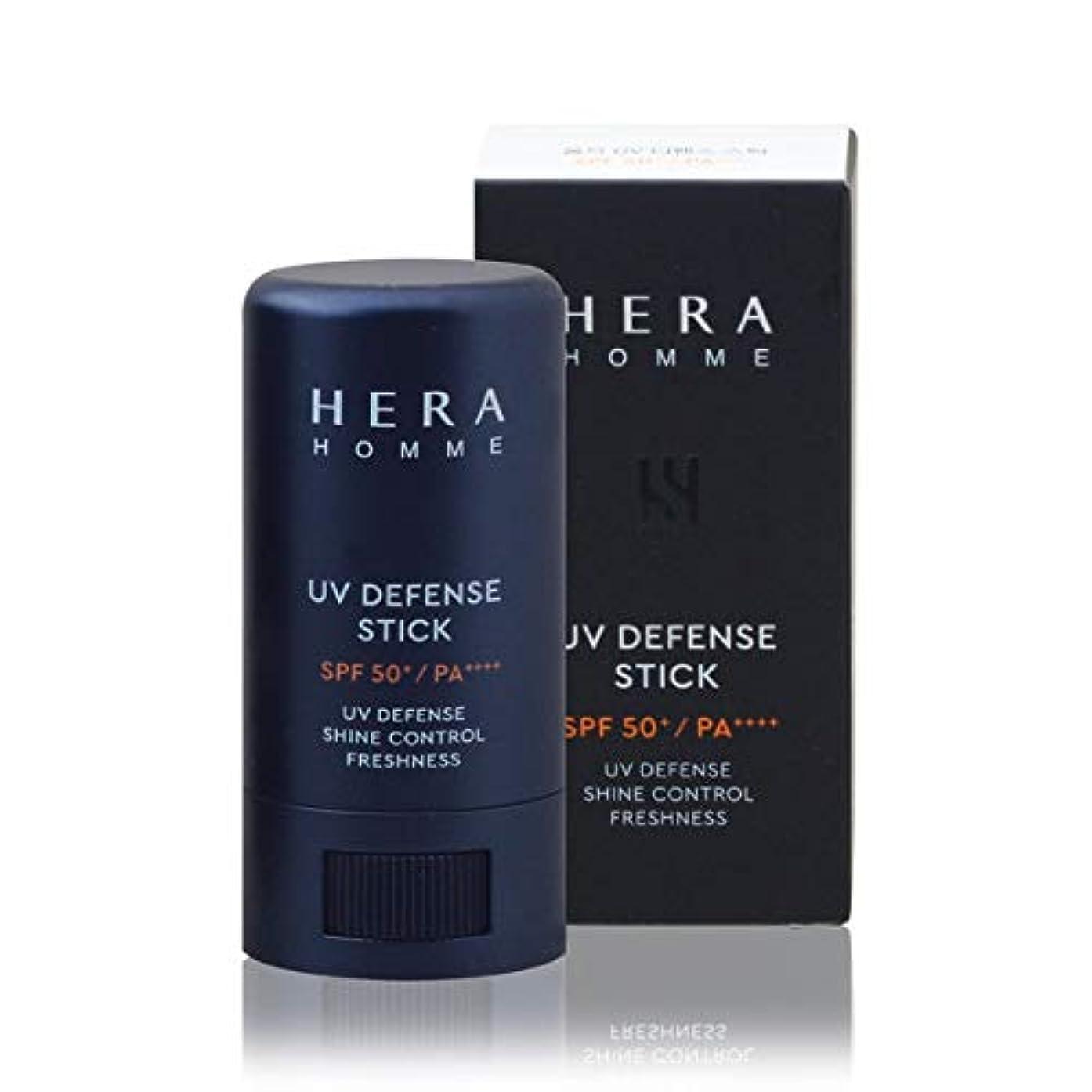 基礎から聞く舌HERA【ヘラ】オム ディフェンススティック/Homme UV Defense Stick 18g, SPF50+/PA++++