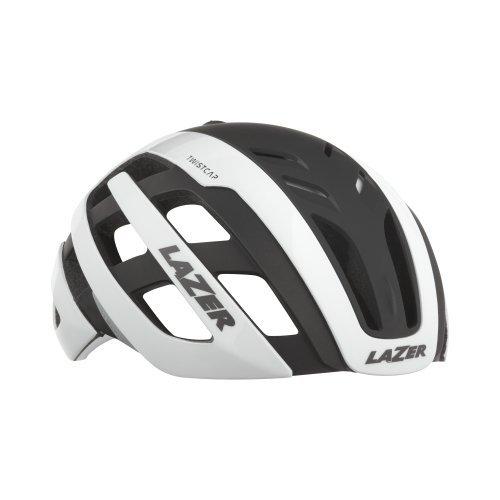 LAZER(レーザー) ヘルメット Century AF アジアンフィットモデル R2LA854117X ホワイト/ブラック S(52-56cm)