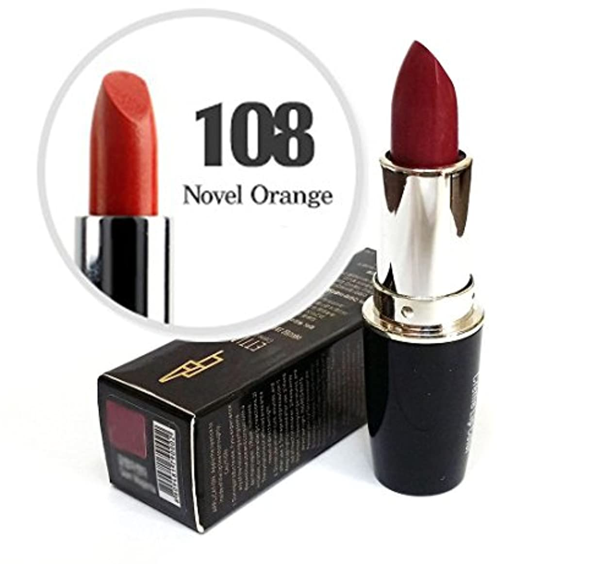 下線宮殿指導する[Ettian] クリームリップカラー3.5g / Cream Lip Color 3.5g / 新しい口紅 #108小説オレンジ/ New Lipstick #108 Novel Orange / ドライ感じることはありません / never feels dry / 韓国化粧品 / Korean Cosmetics [並行輸入品]