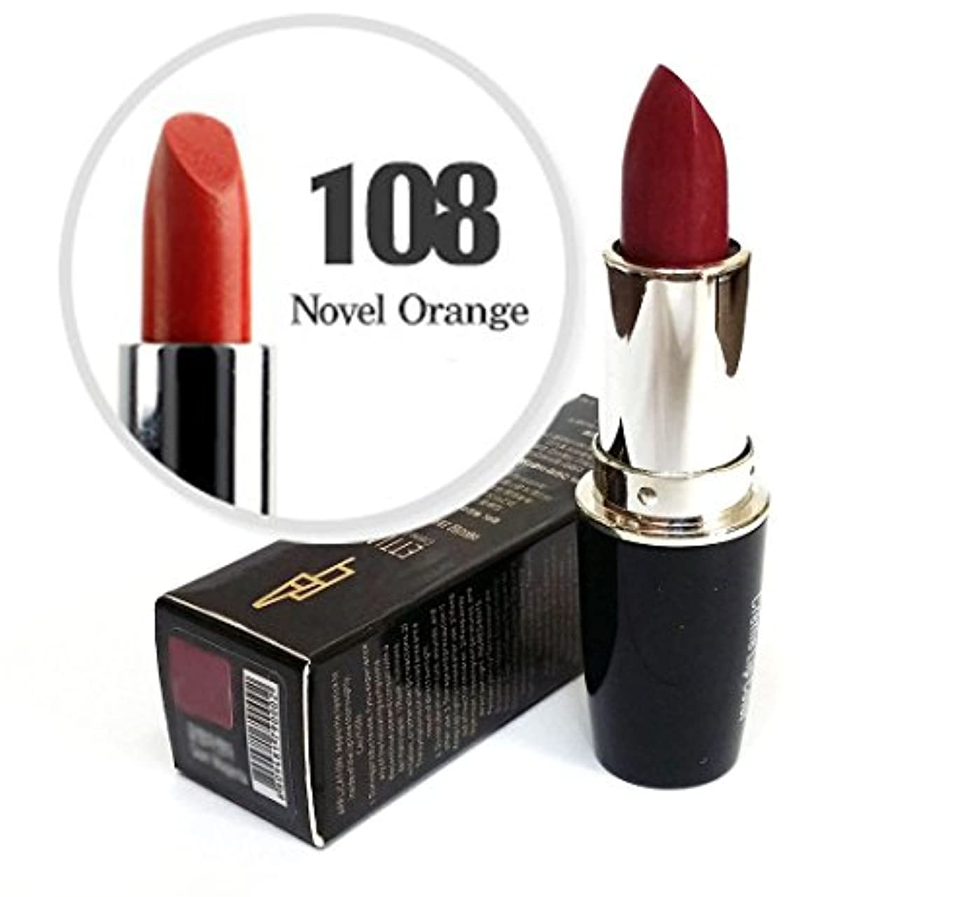 海里受け取る保持する[Ettian] クリームリップカラー3.5g / Cream Lip Color 3.5g / 新しい口紅 #108小説オレンジ/ New Lipstick #108 Novel Orange / ドライ感じることはありません...