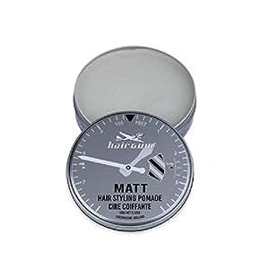 hairgum Matt Pomade 100g ヘアガム マット 油性 ポマード グリース