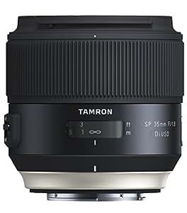 TAMRON 単焦点レンズ SP35mm F1.8 Di ソニーAマウント用 フルサイズ対応 F012S