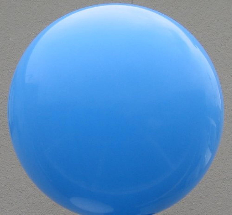 Qualatex 大きいゴム風船 丸型3フィート(約91cm) スタンダードペイルブルー