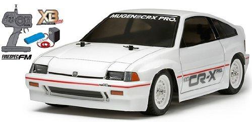 1/10 XBシリーズ No.120 XB Honda バラード スポーツ 無限 CR-X PRO (M-05シャーシ) プロポ付き完成品 57820