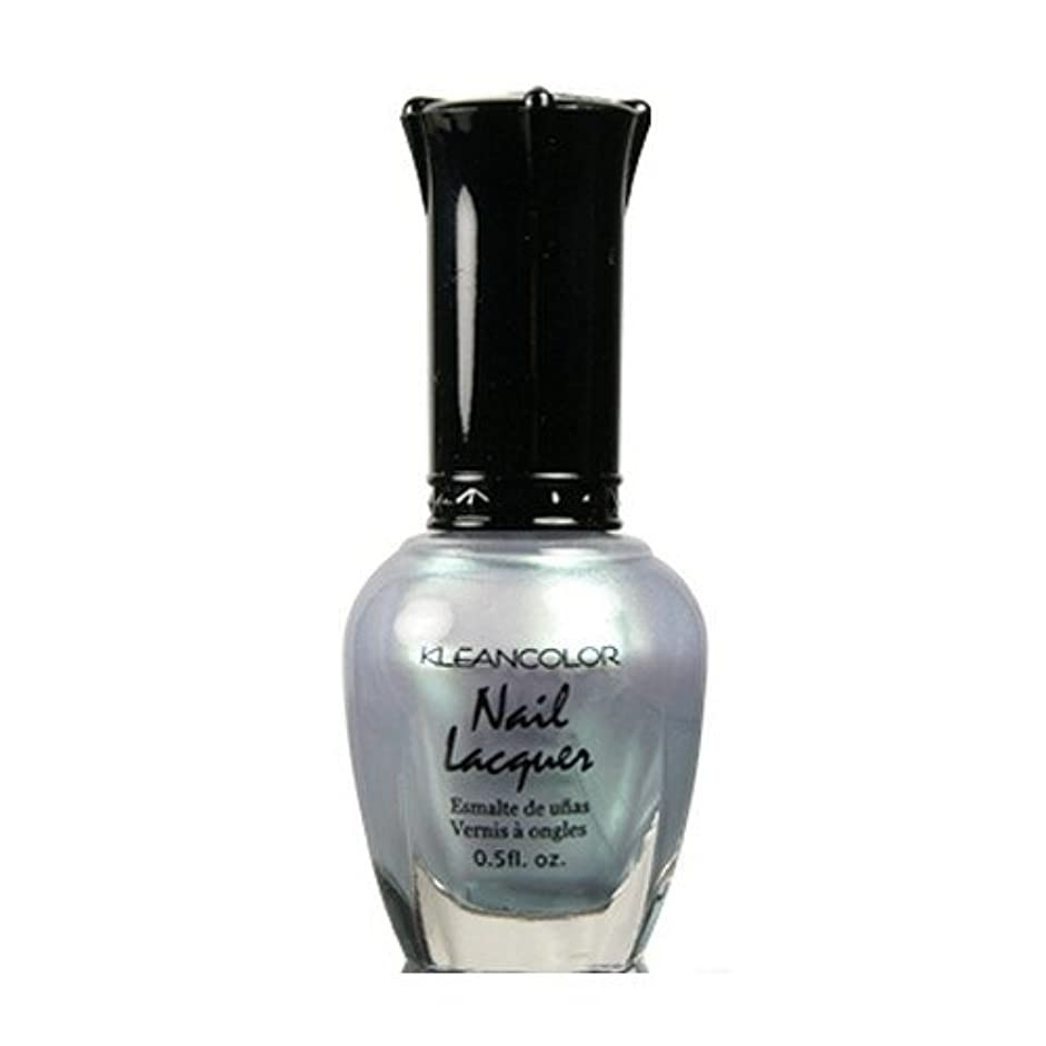 (6 Pack) KLEANCOLOR Nail Lacquer 2 - Mermaid (並行輸入品)