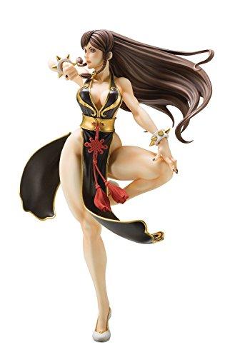 STREET FIGHTER美少女 春麗 -BATTLE COSTUME- 1/7スケール PVC製 塗装済み完成品フィギュア