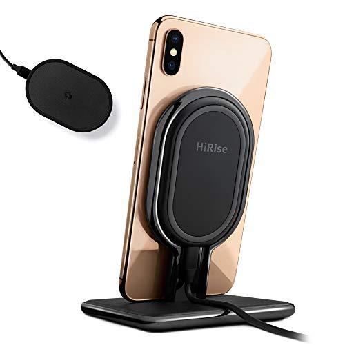 Twelve South HiRise Wireless ワイヤレス充電スタンド 取り外し可能 TWS-ST-000059