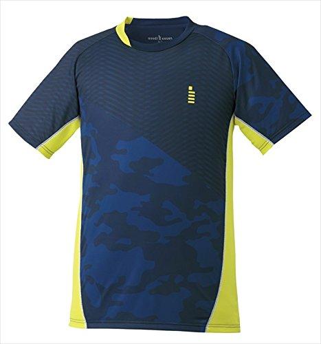 [해외]GOSEN (고센) 게임 셔츠 T1724 17 1712 남성 남성 남성/GOSEN (Ghost) Game shirt T1724 17 1712 Men`s gentleman male