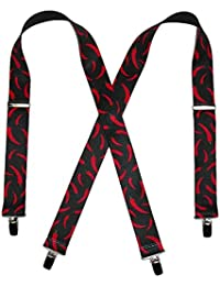 Suspender Factory ACCESSORY メンズ US サイズ: x-long カラー: ブラック