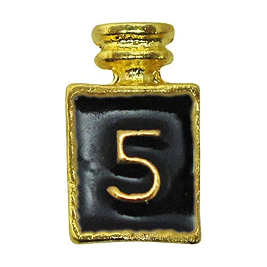 サンシャインベビー ジェルネイル コロン No.5 ブラック 2P