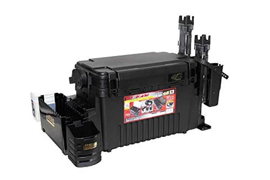 買い手座標コンパイルMEIHO 外付けオプションフルセット+ルアーホルダー オリジナルタックルボックスセットVS7070ベース