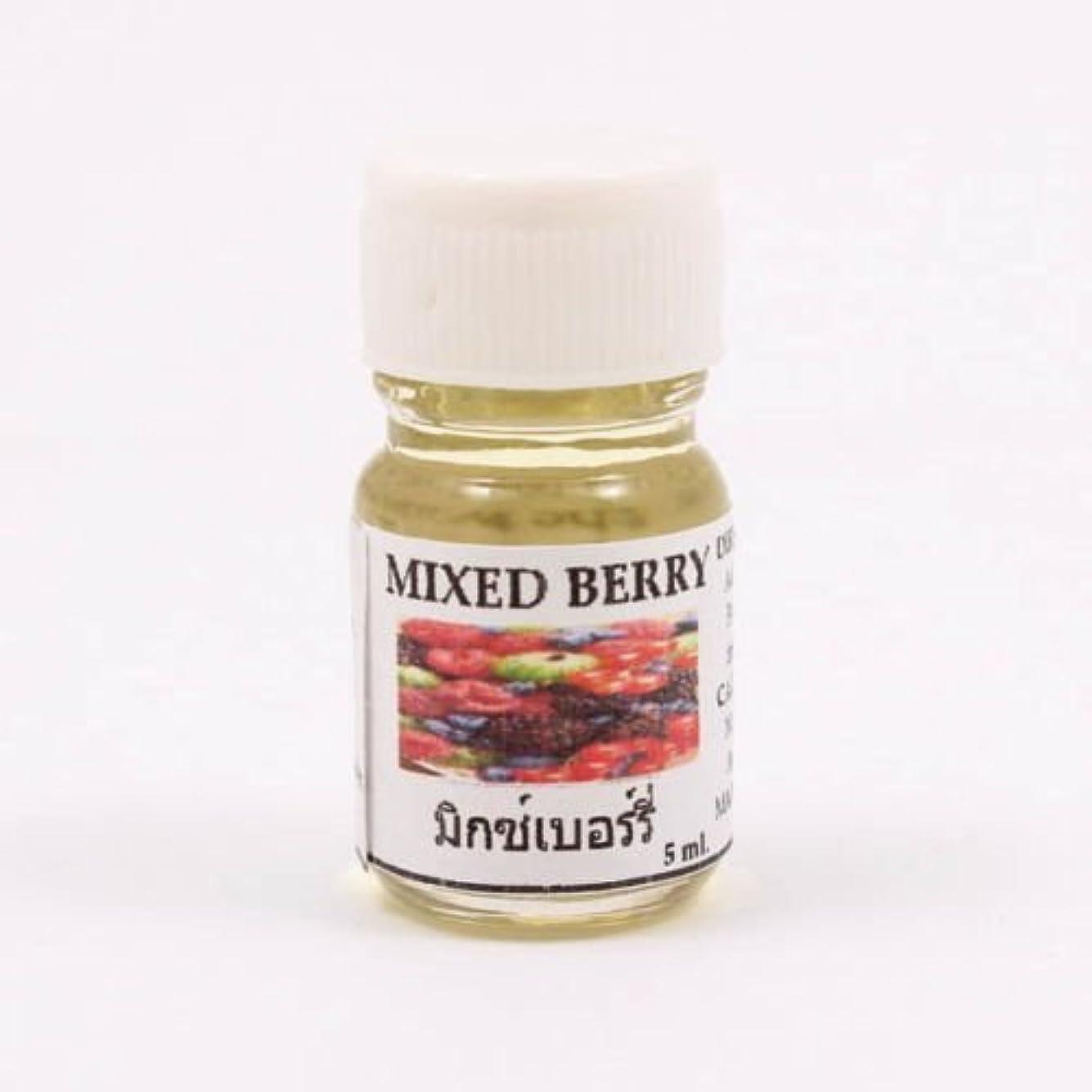 リスクめるサーマル6X Mixed Berry Aroma Fragrance Essential Oil 5ML Diffuser Burner Therapy