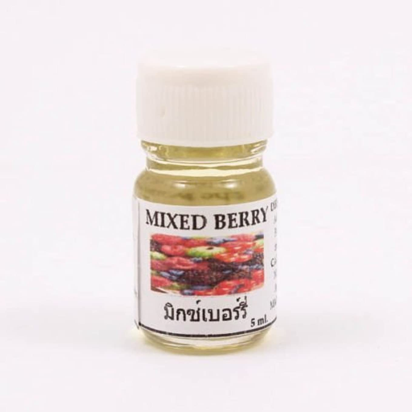 感情部分素晴らしさ6X Mixed Berry Aroma Fragrance Essential Oil 5ML Diffuser Burner Therapy