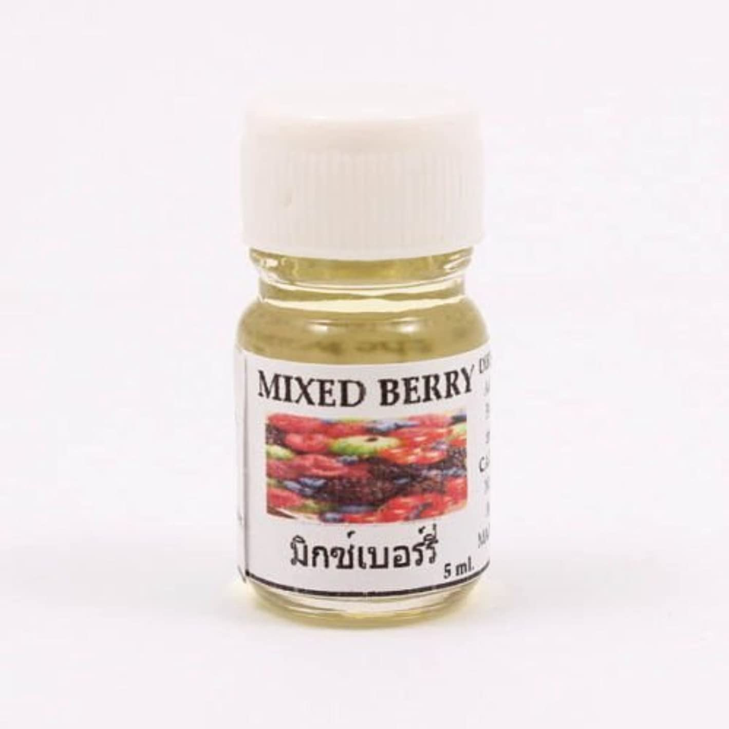 浜辺悲しむ船形6X Mixed Berry Aroma Fragrance Essential Oil 5ML Diffuser Burner Therapy