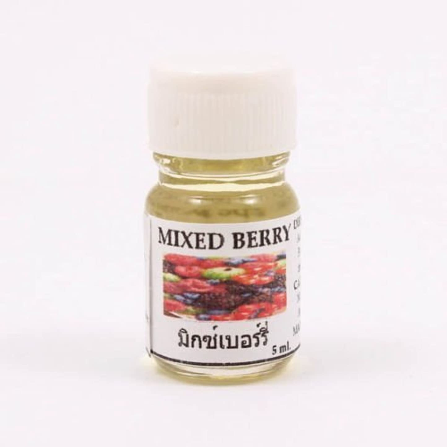 味好奇心試みる6X Mixed Berry Aroma Fragrance Essential Oil 5ML Diffuser Burner Therapy
