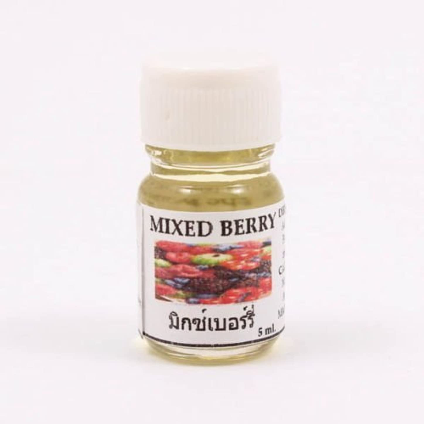 ツール大臣疫病6X Mixed Berry Aroma Fragrance Essential Oil 5ML Diffuser Burner Therapy