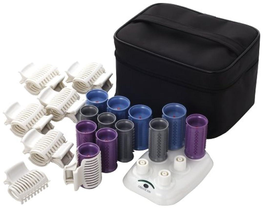 新しさ消毒剤理容室クレイツ ホットカーラー 海外兼用 CIH-W06