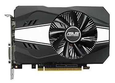 ASUS GeForce®GTX 1060搭載 6GB Phoenix Fan Edition VR対応HDMI DP DVIグラフィックカード PH-GTX1060-6G