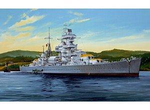 トランペッター 1/350 ドイツ海軍重巡洋艦 アドミラル・ヒッパー 05317