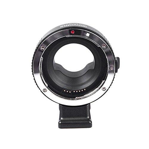 Commlite cm-ef-mft電子絞りコントロールレンズマウントアダプタfor Canon EF & EF - S to Olympus Pen E - p1p2/ 3/ 5e-pl1om-d om - d e - m5Panasonic Lumix DMC - gh2/ 3/ 4m4/ 3カメラ