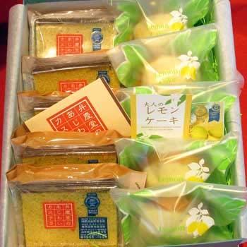 ベルジェ・ダルカディ弁慶堂 弁慶堂のあじわいカステラと大人のレモンケーキ(各5個)セット −クール−