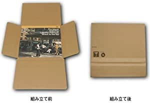 ダンボール LPレコード/12inchレコード[25枚セット]