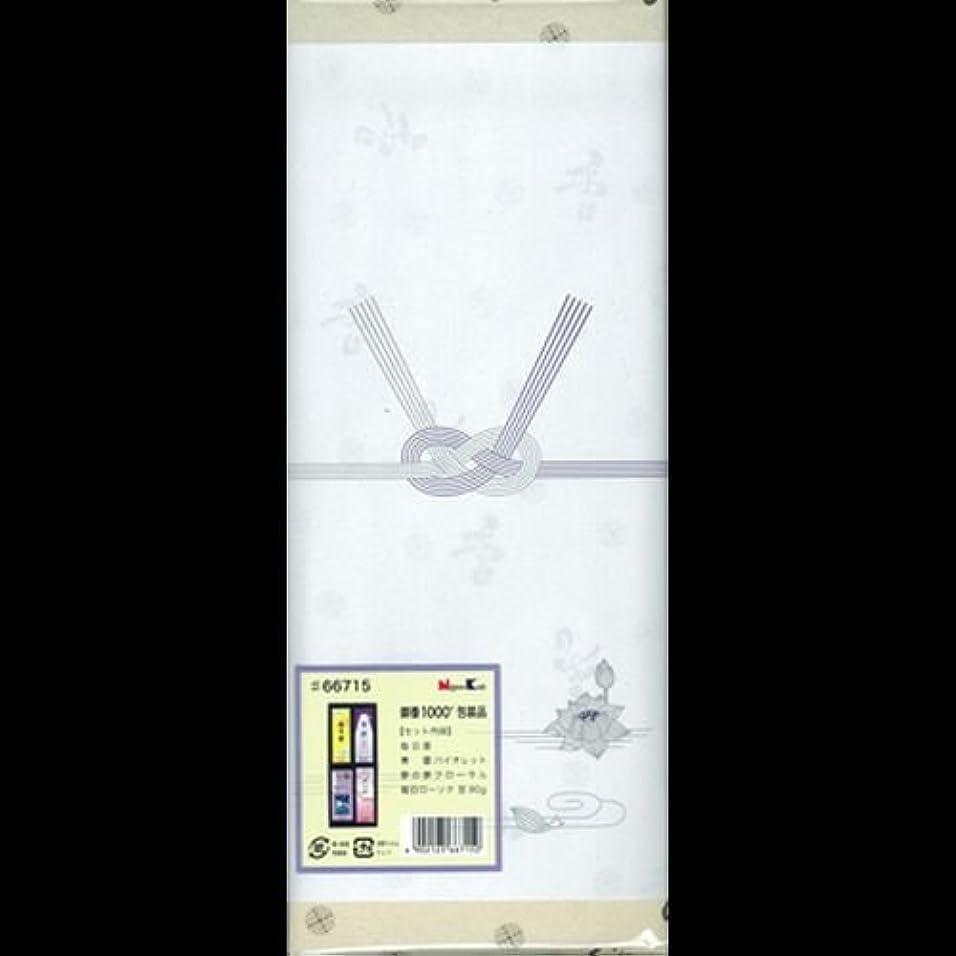 致死暫定宝【まとめ買い】御香セット1000 包装品 66715 ×2セット