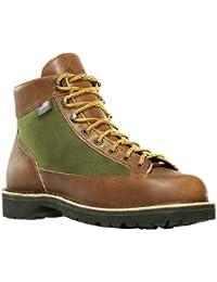 (ダナー) Danner ダナーライト ティンバー ブーツ [ブラウン] 30449 Danner Light Timber EEワイズ レザー メンズ Boot (並行輸入品)