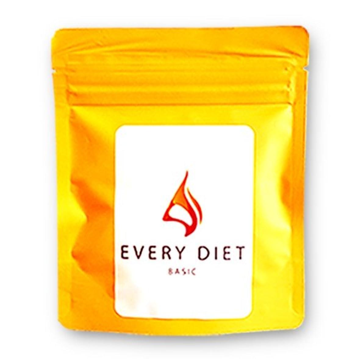 前部とティーム直感エブリダイエット ベーシック (Every Diet Basic)