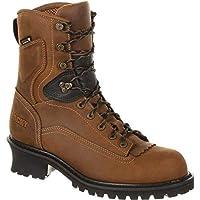 """[ロッキー] メンズ ブーツ&レインブーツ Sawblade 9"""" Waterproof Logger Work Boot [並行輸入品]"""