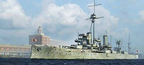 トランペッター 1/700 イギリス海軍戦艦 HMS ドレッドノート 1918