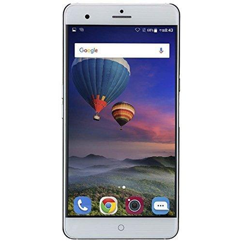 ZTE SIMフリースマートフォン BLADE V7 MAX (シルバー) BLADE V7 MAX SILVER
