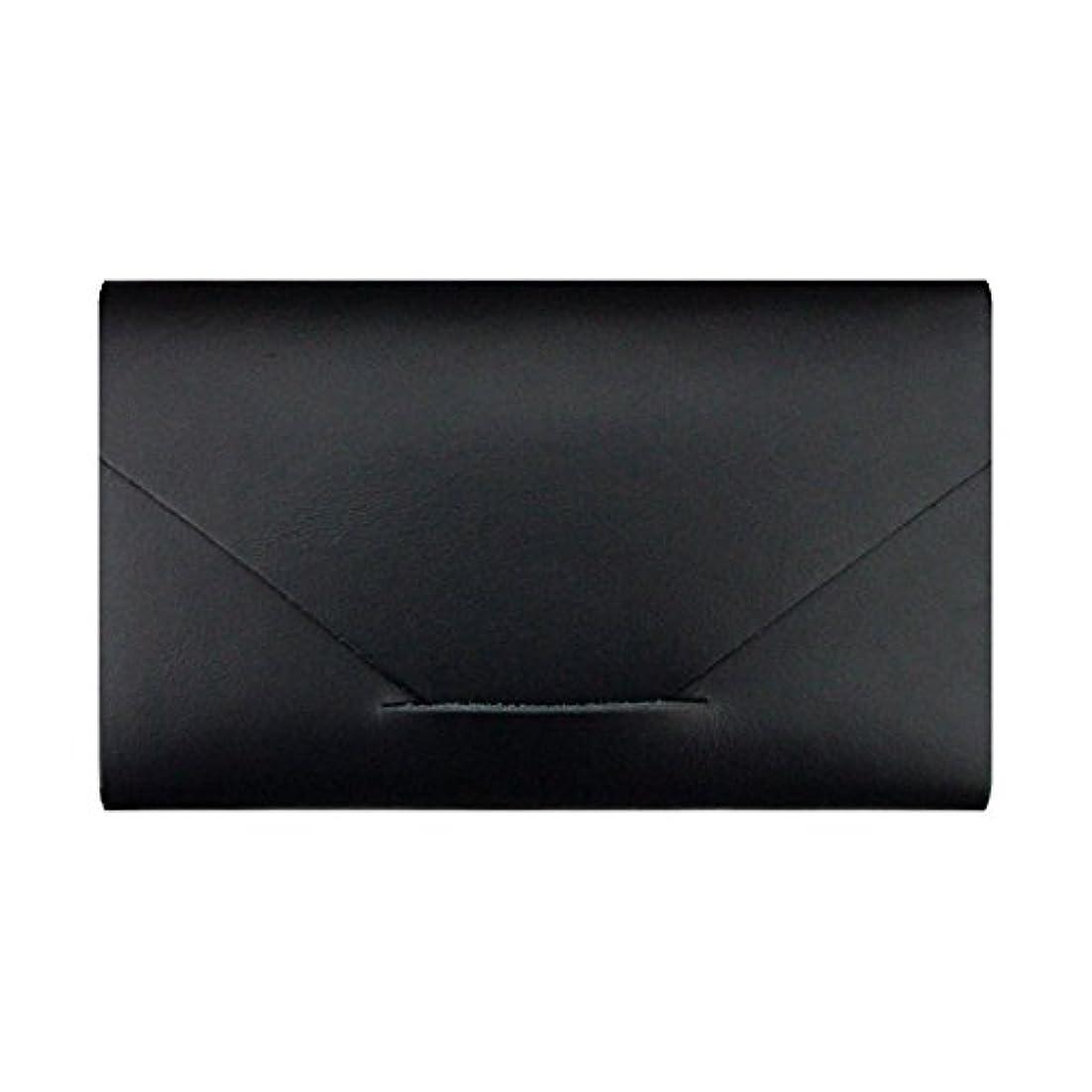 鍔予見する合併症MODERN AGE TOKYO 2 カードケース(サシェ3種入) ブラック BLACK CARD CASE モダンエイジトウキョウツー