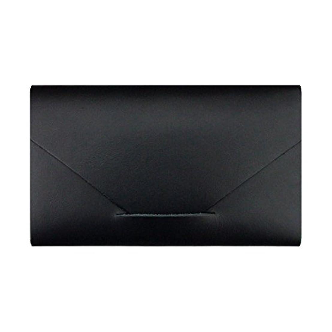 乱れうるさい膜MODERN AGE TOKYO 2 カードケース(サシェ3種入) ブラック BLACK CARD CASE モダンエイジトウキョウツー