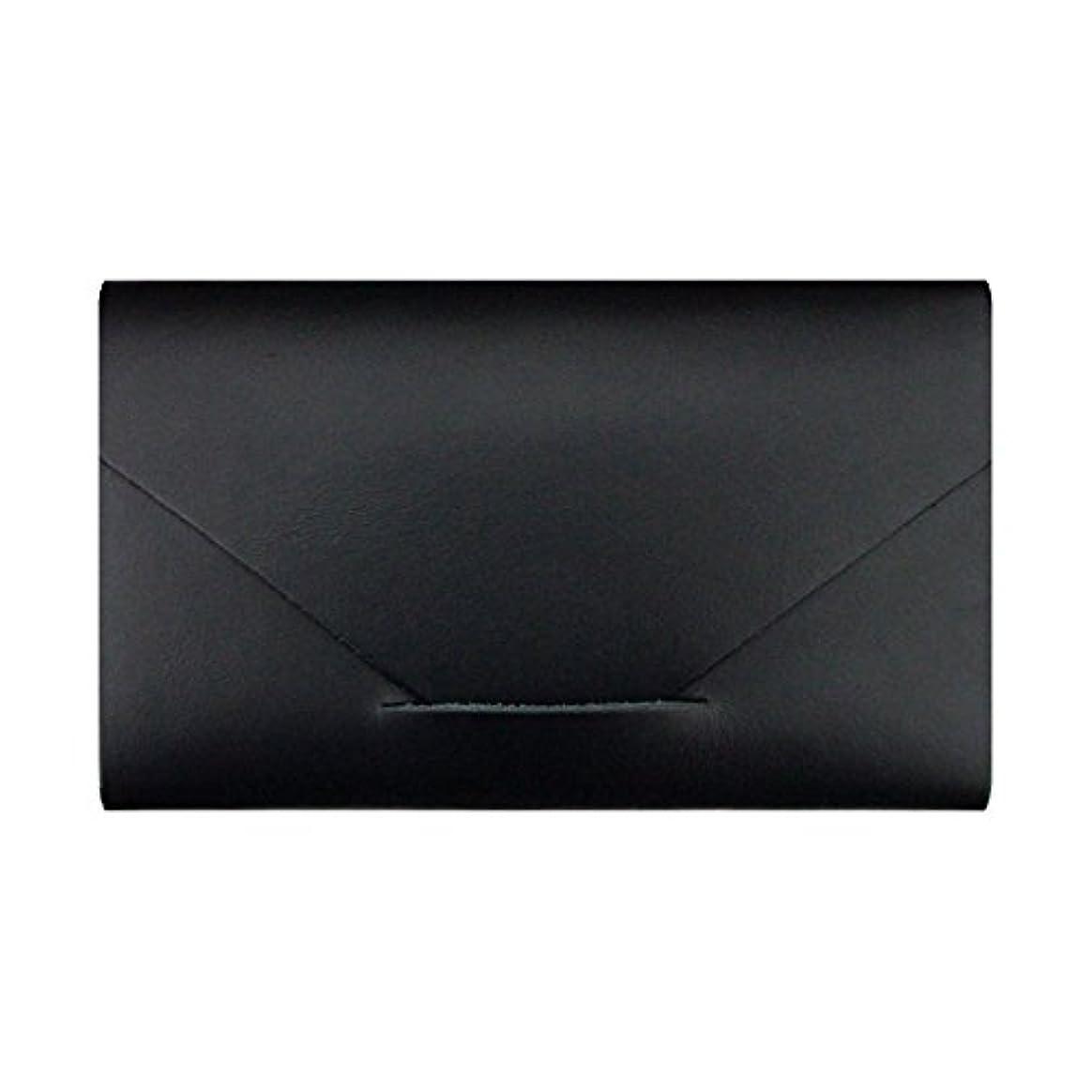 飾り羽登山家ブリークMODERN AGE TOKYO 2 カードケース(サシェ3種入) ブラック BLACK CARD CASE モダンエイジトウキョウツー