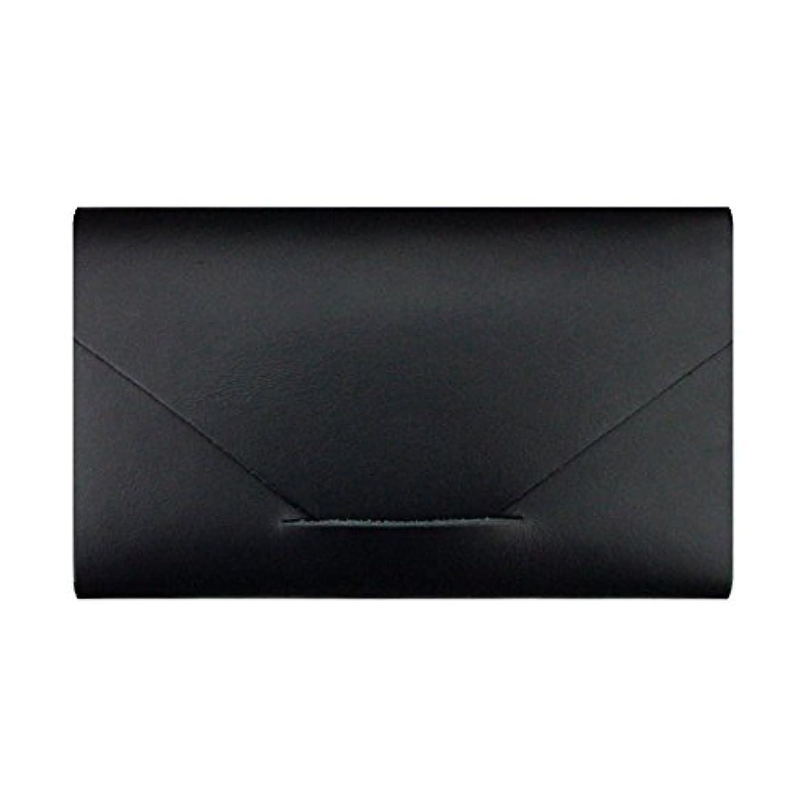 実験をする振動するコンテンポラリーMODERN AGE TOKYO 2 カードケース(サシェ3種入) ブラック BLACK CARD CASE モダンエイジトウキョウツー