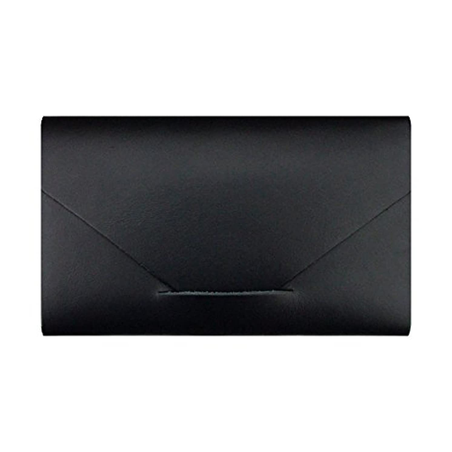 地獄驚いたことに発揮するMODERN AGE TOKYO 2 カードケース(サシェ3種入) ブラック BLACK CARD CASE モダンエイジトウキョウツー