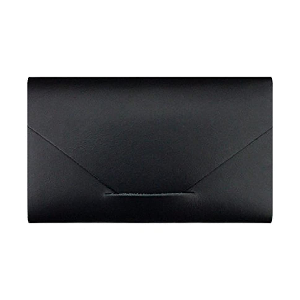 端滞在レクリエーションMODERN AGE TOKYO 2 カードケース(サシェ3種入) ブラック BLACK CARD CASE モダンエイジトウキョウツー