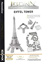 Fascinations Metal Earth 3D ICONX Laser Cut Model Eiffel Tower