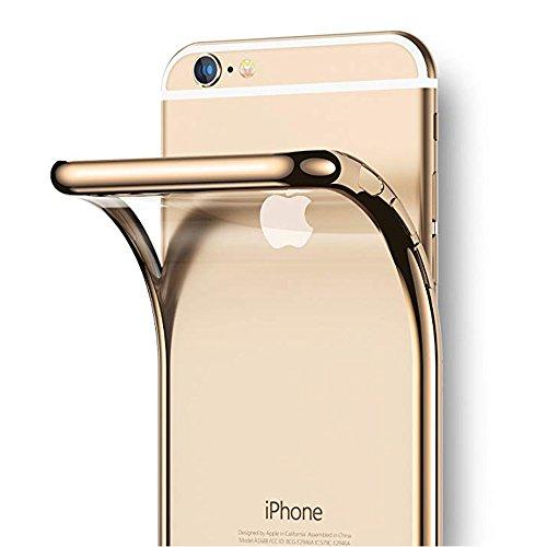 ORANGA iPhone6s ケース クリア TPU iP...