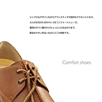 靴 レディース スリッポン 本革 カジュアルシューズ フラットシューズ 歩きやすい 痛くない レースアップシューズ 大きいサイズ キャメル 24.0cm,キャメル