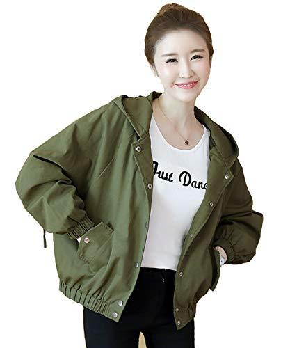 faeeabd11ba マウンテンパーカーレディースお洒落スプリングコートコートS~XLサイズ ジャンパー ブルゾン ジャケット アウター 春
