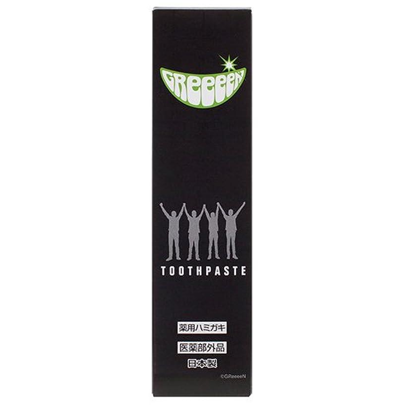 戻る反毒水銀のGReeeeN 薬用ハミガキコ 100g