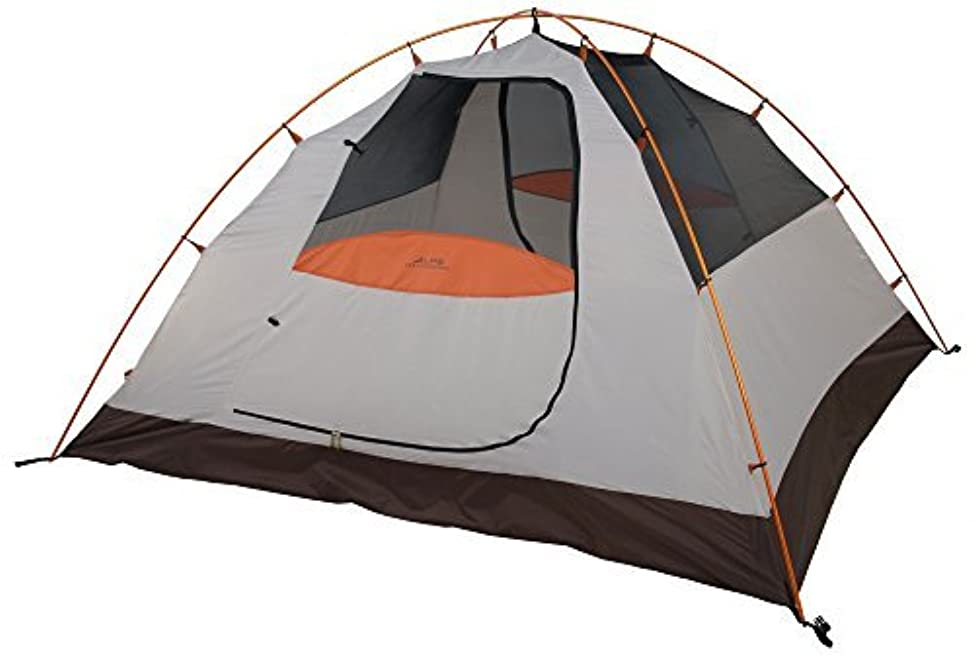 香ばしい巧みな主婦ALPS Mountaineering Lynx 4-Person Tent, Clay/Rust [並行輸入品]