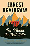 For Whom the Bell Tolls: The Hemingway Library Edition 画像
