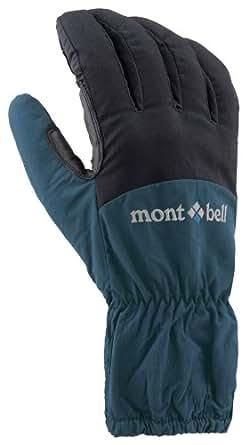 (モンベル)mont-bell Out Dry サイクルグローブ 1130317 BLBK ブルーブラック XS