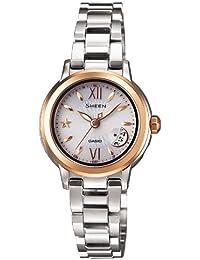 [カシオ]CASIO 腕時計 SHEEN シーン タフソーラー 電波時計 SHW-1500GD-7AJF レディース